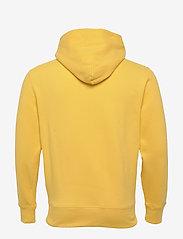Polo Ralph Lauren - Fleece Hoodie - basic sweatshirts - sunfish yellow - 1