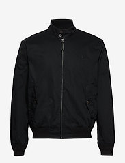 Polo Ralph Lauren - Cotton Twill Jacket - kurtki-wiosenne - polo black - 1