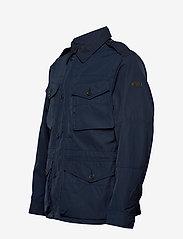 Polo Ralph Lauren - Four-Pocket Oxford Jacket - light jackets - aviator navy - 2