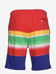 Polo Ralph Lauren - SPA TERRY-ATH-SHO - casual shorts - spectra stripe - 1