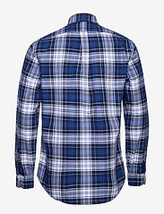 Polo Ralph Lauren - Custom Fit Striped Shirt - oxford shirts - 4336 blue/white m - 1