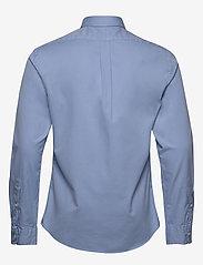 Polo Ralph Lauren - GD CHINO-SLBDPPCSPT - podstawowe koszulki - dress shirt blue - 1