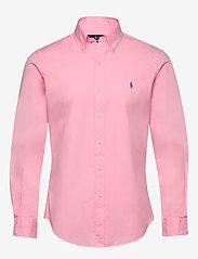 Polo Ralph Lauren - GD CHINO-SLBDPPCSPT - basic shirts - taylor rose - 0