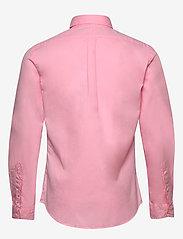 Polo Ralph Lauren - GD CHINO-SLBDPPCSPT - basic shirts - taylor rose - 1