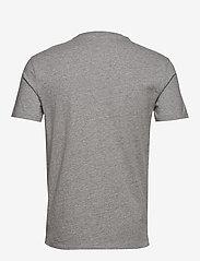 Polo Ralph Lauren - Custom Slim Graphic T-Shirt - short-sleeved t-shirts - andover heather - 1