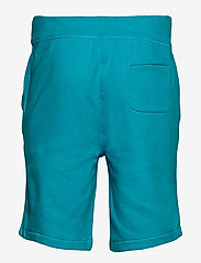 Polo Ralph Lauren - The Cabin Fleece Short - casual shorts - cove blue - 1