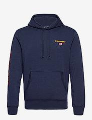 Polo Ralph Lauren - NEON FLEECE-LSL-KNT - basic sweatshirts - cruise navy - 0