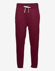 The Cabin Fleece Pant - CLASSIC WINE/C596