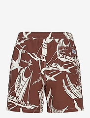 Polo Ralph Lauren - TRAVELER SHORT - badehosen - kon tiki expediti - 1
