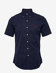 Polo Ralph Lauren - GD CHINO-SLBDPPCSSS - basic shirts - cruise navy - 0