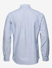 Polo Ralph Lauren - Custom Fit Oxford Shirt - basic shirts - bsr blue - 1