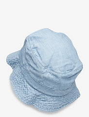 Polo Ralph Lauren - Chambray Bucket Hat - bucket hats - blue chambray - 1