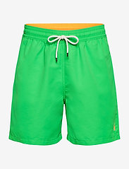 Polo Ralph Lauren - 5½-Inch Traveler Swim Trunk - badehosen - neon green - 0
