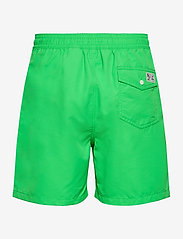 Polo Ralph Lauren - 5½-Inch Traveler Swim Trunk - badehosen - neon green - 1