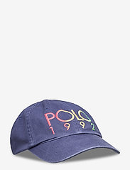 Polo Ralph Lauren - Polo 1992 Chino Ball Cap - caps - boathouse navy - 0