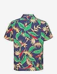 Polo Ralph Lauren - Custom Fit Floral Camp Shirt - short-sleeved shirts - 4822 paradise flo - 2