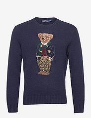 Polo Ralph Lauren - Preppy Bear Sweater - tops - preppy bear - 1