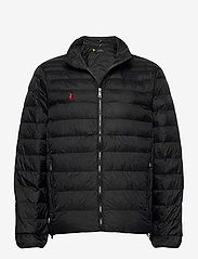 Polo Ralph Lauren - Packable Quilted Jacket - padded jackets - polo black - 1