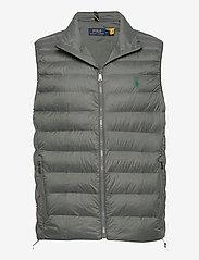 Polo Ralph Lauren - Packable Quilted Vest - westen - charcoal grey - 1
