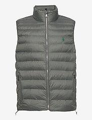 Polo Ralph Lauren - Packable Quilted Vest - westen - charcoal grey - 2