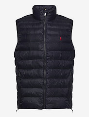 Packable Quilted Vest - COLLECTION NAVY