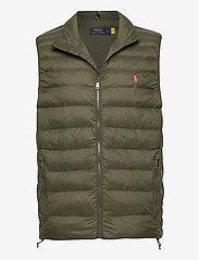 Polo Ralph Lauren - Packable Quilted Vest - westen - dark loden - 1