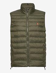 Polo Ralph Lauren - Packable Quilted Vest - westen - dark loden - 2