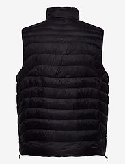 Polo Ralph Lauren - Packable Quilted Vest - vests - polo black - 2