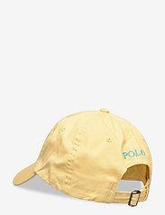 Polo Ralph Lauren - Camo Chino Ball Cap - caps - empire yellow - 1