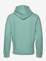 Polo Ralph Lauren - Cotton-Blend-Fleece Hoodie - hoodies - bayside green/c73 - 1