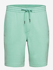 Polo Ralph Lauren - Cotton-Blend-Fleece Short - casual shorts - bayside green/c73 - 0