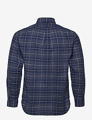Polo Ralph Lauren - HEATHER TWILL-CUHBDPKS - checkered shirts - 4947 grey heather - 1