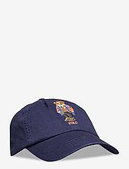 Polo Ralph Lauren - NEW BOND CHINO-CLASSIC SPORT CAP - caps - newport navy - 0