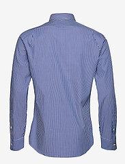 Polo Ralph Lauren - 4D STRETCH POPLIN-SLESTPPCS - business shirts - 4885a blue/white - 2