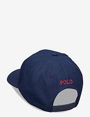 Polo Ralph Lauren - Twill High-Crown Ball Cap - petten - newport navy - 1