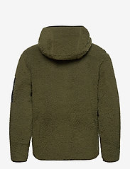 Polo Ralph Lauren - Fleece Full-Zip Hoodie - basic-sweatshirts - company olive - 1