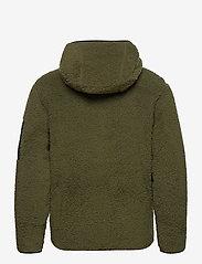 Polo Ralph Lauren - Fleece Full-Zip Hoodie - basic-sweatshirts - company olive - 1