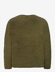 Polo Ralph Lauren - Fleece Utility Pullover - basic-sweatshirts - company olive - 1