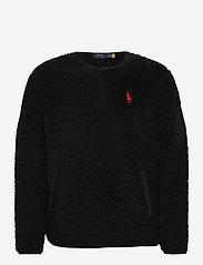 Polo Ralph Lauren - Fleece Utility Pullover - basic-sweatshirts - polo black - 0