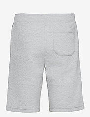 Polo Ralph Lauren - 7.5-Inch Logo Double-Knit Short - casual shorts - lt smoke heather - 1