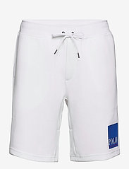 Polo Ralph Lauren - 7.5-Inch Logo Double-Knit Short - casual shorts - white - 0