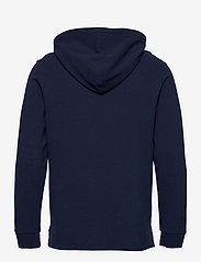 Polo Ralph Lauren - Mesh Hooded T-Shirt - hoodies - newport navy/c387 - 1