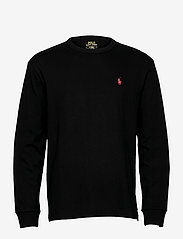 Classic Fit Jersey Long-Sleeve T-Shirt - POLO BLACK/C3870
