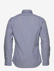 Polo Ralph Lauren - Slim Fit Striped Poplin Shirt - casual shirts - 4655a navy/white - 1
