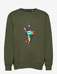 Big Pony Fleece Sweatshirt - ARMY