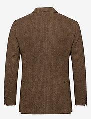 Polo Ralph Lauren - Soft Herringbone Sport Coat - enkelknäppta kavajer - brown/tan - 2