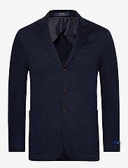 Polo Ralph Lauren - Polo Soft Knit Blazer - single breasted blazers - navy - 0