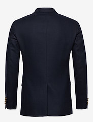 Polo Ralph Lauren - Polo Stretch Flannel Blazer - enkelknäppta kavajer - navy - 2