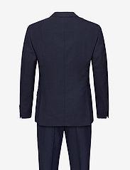 Polo Ralph Lauren - FRESCO-P 2BNT UC DBLE PLT - suits - navy - 1