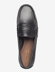 Polo Ralph Lauren - Reynold Full-Grain Driver - loafers - black - 3